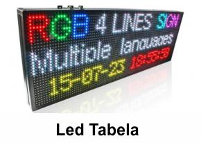 Bursa Led Tabela